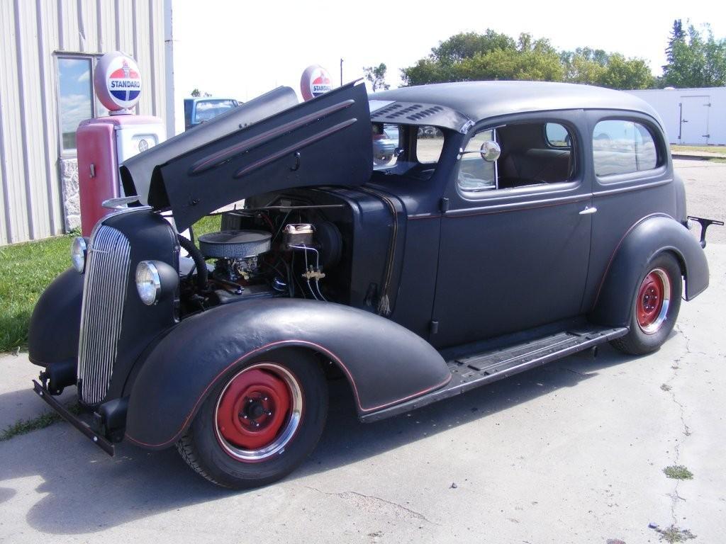 1936 chevrolet 2 door sedan street rat rod greater for 1936 chevrolet 4 door sedan