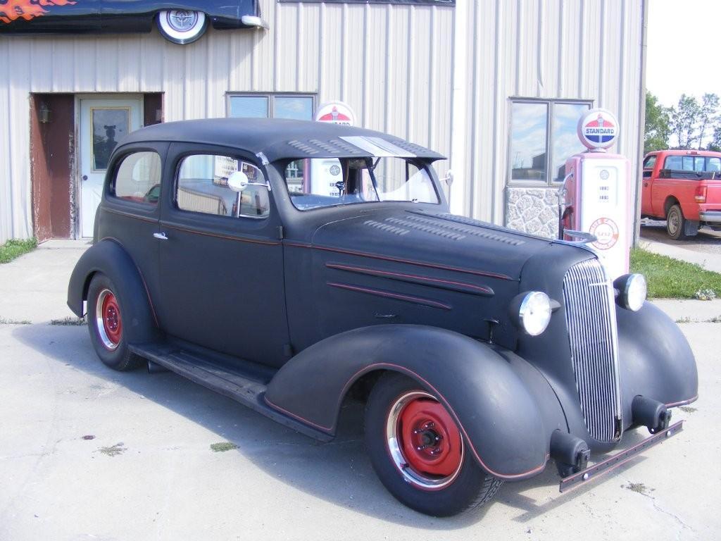 1936 chevrolet 2 door sedan street rat rod greater for 1936 chevy two door sedan