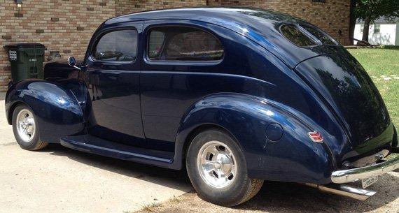1940 Ford Sedan Deluxe Greater Dakota Classics