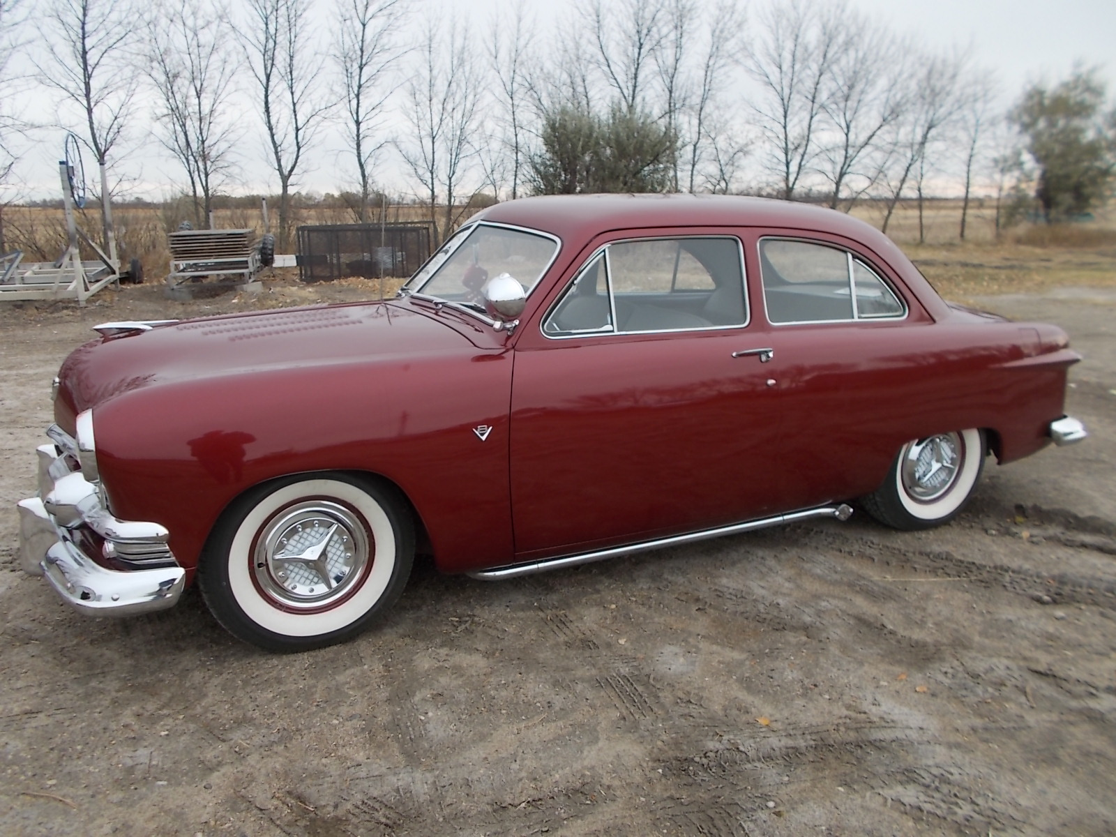 1951 Ford 2 Door Sedan Greater Dakota Classics
