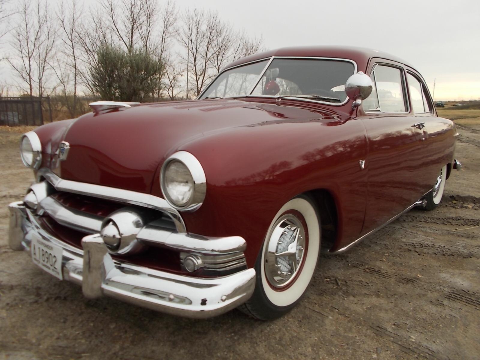 1951 ford 2 door sedan greater dakota classics for 1951 ford 2 door coupe