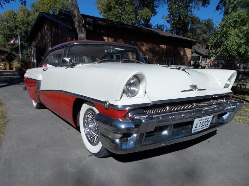 1956 Mercury 2 Door Hardtop Greater Dakota Classics