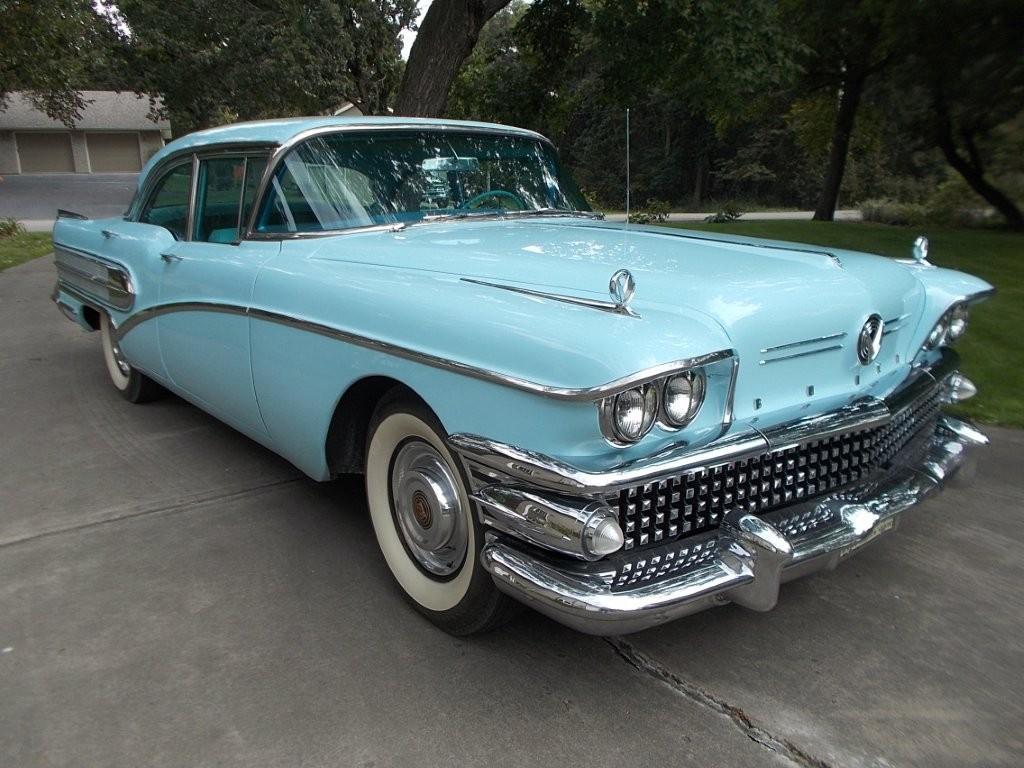 1958 Buick Special Series 40 Greater Dakota Classics Pontiac Wiring Diagram