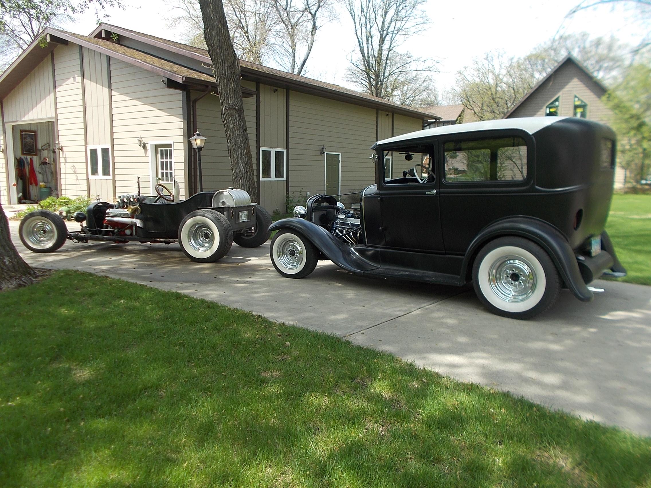 1931 FORD MODEL A STREET ROD - Greater Dakota Classics