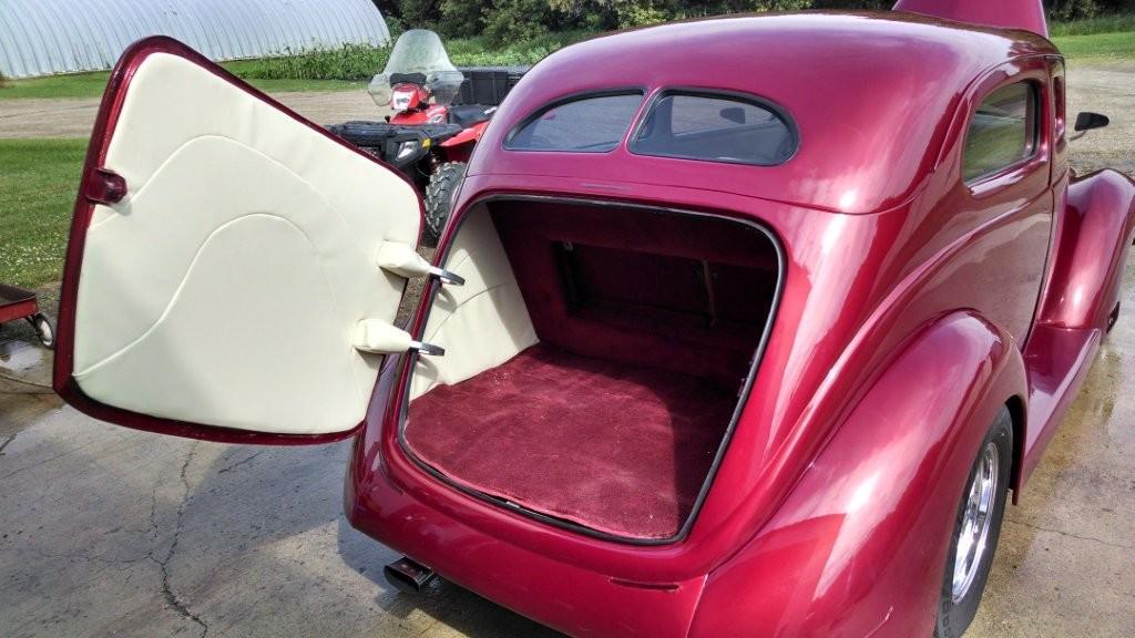 1937 ford slant back sedan greater dakota classics for 1937 ford 2 door slant back