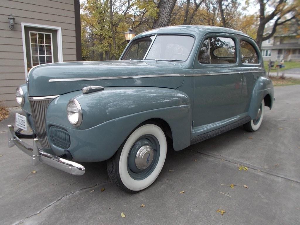 1941 ford 2 door sedan greater dakota classics for 1941 ford 2 door sedan
