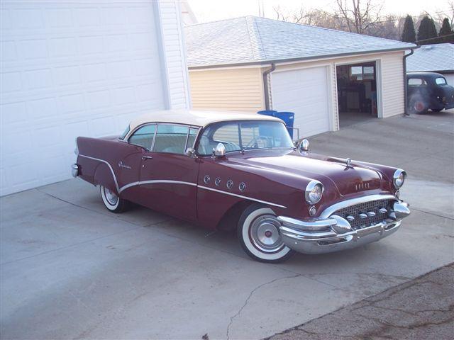 1955 buick century 2 door hardtop greater dakota classics for 1955 buick 2 door hardtop