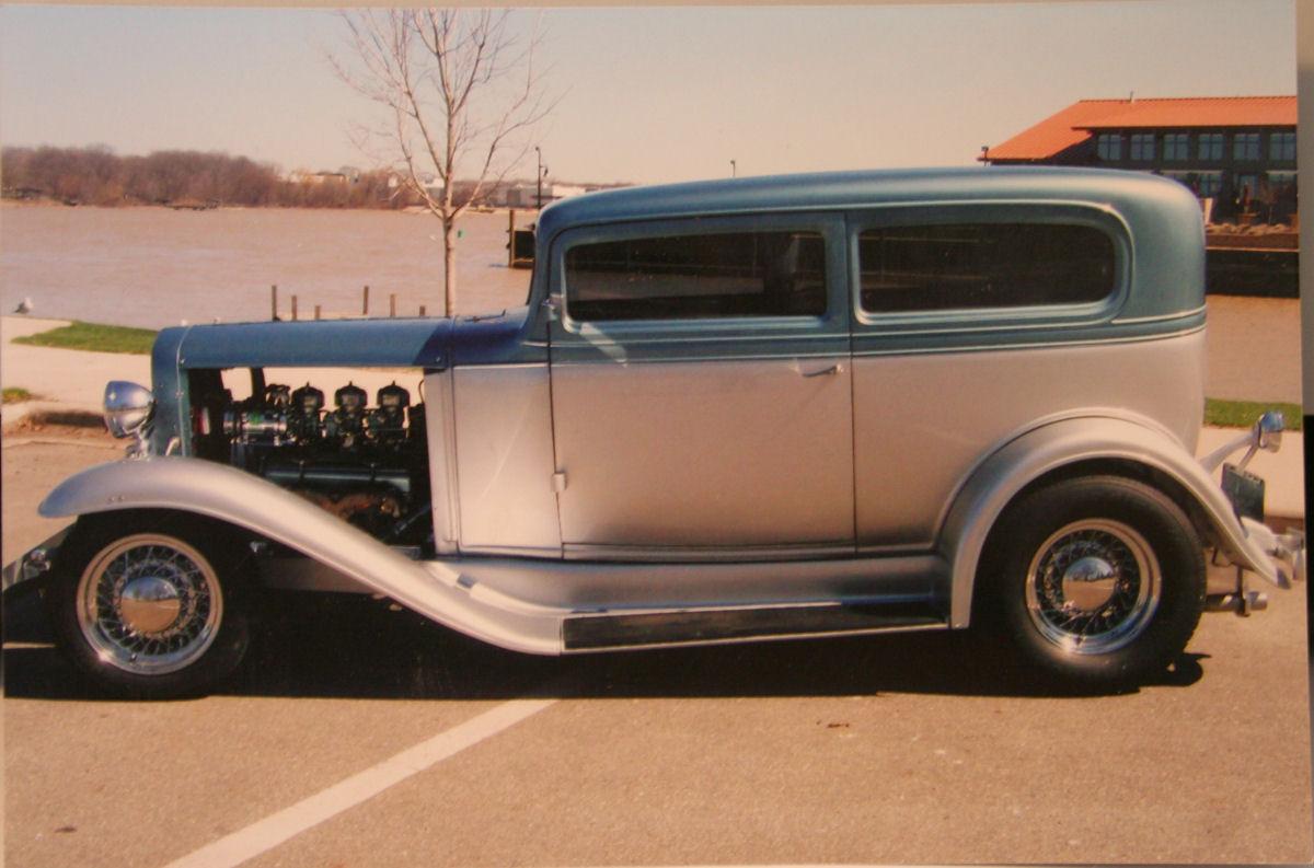 1932 chevrolet two door sedan greater dakota classics for 1932 chevy 2 door sedan