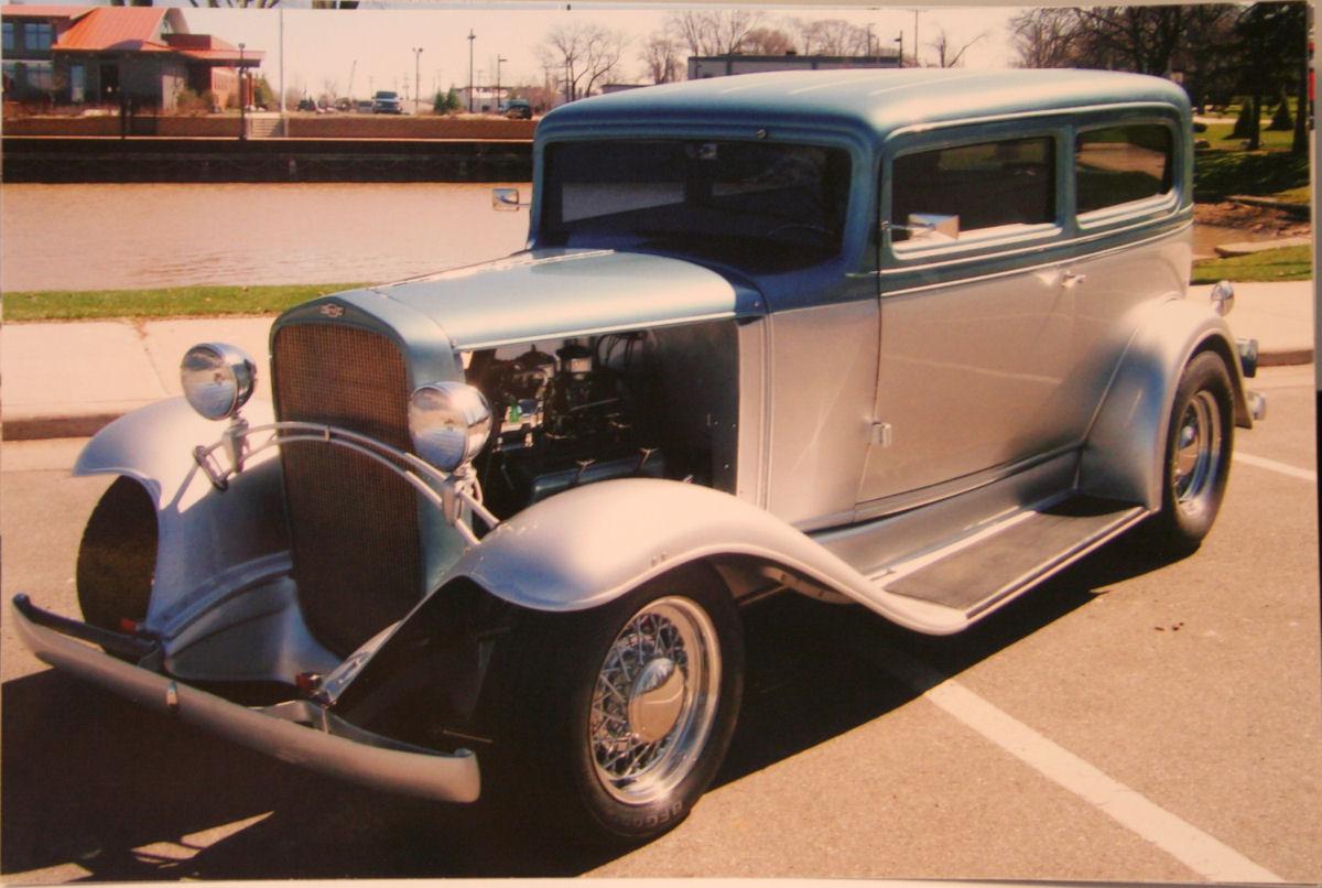 1932 chevrolet two door sedan greater dakota classics for 1932 chevrolet 2 door sedan