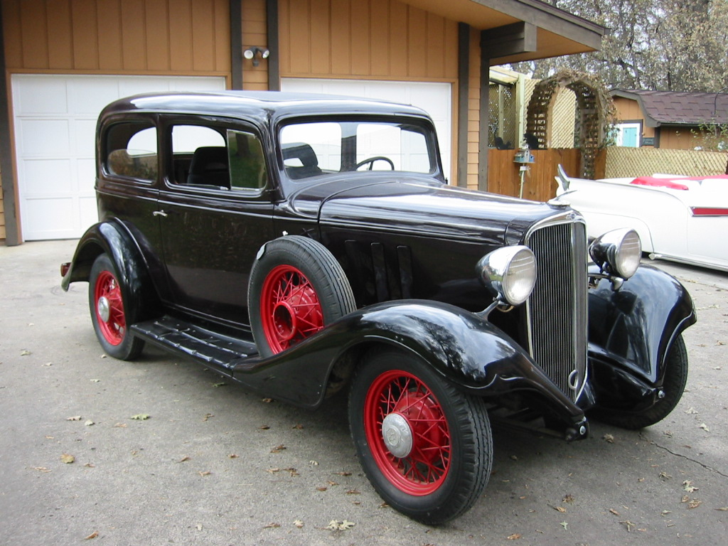 1933 chevrolet master deluxe 2 door sedan greater dakota