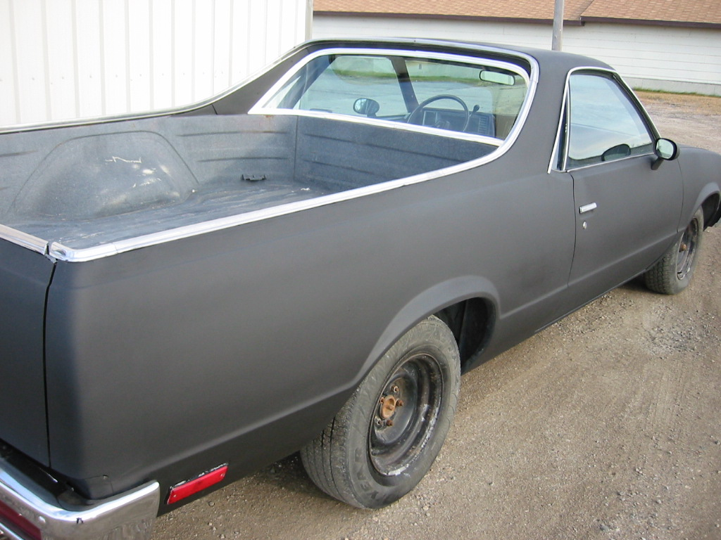 1980 CHEVROLET ELCAMINO - Greater Dakota Classics