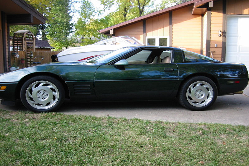 1994 Corvette - Greater Dakota Classics
