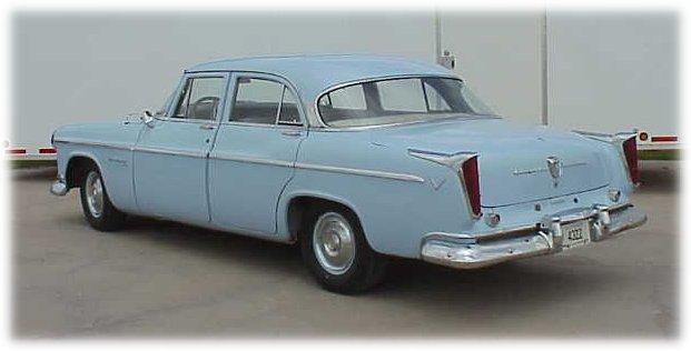 1955 Chrylser Windsor Deluxe Greater Dakota Classics