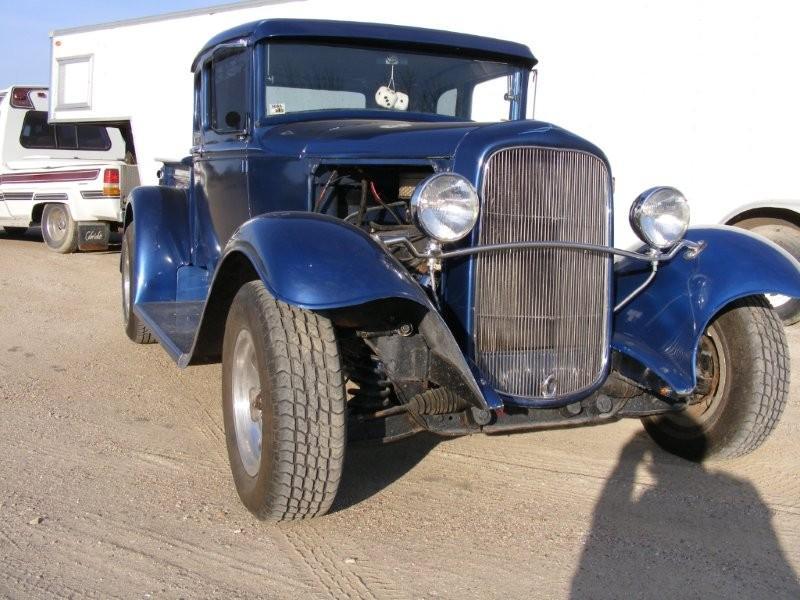 1930 ford model a pickup street rod greater dakota classics. Black Bedroom Furniture Sets. Home Design Ideas
