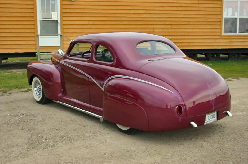 1942 Ford Coupe Street Rod Custom Greater Dakota Classics