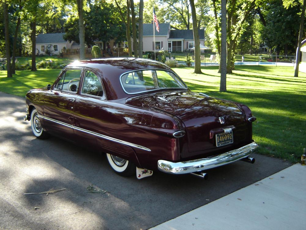 1950 ford coupe for autos weblog. Black Bedroom Furniture Sets. Home Design Ideas