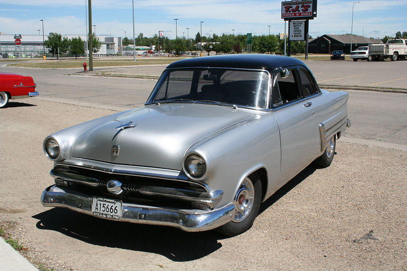 1953 ford mainline coupe for 1953 ford 2 door coupe