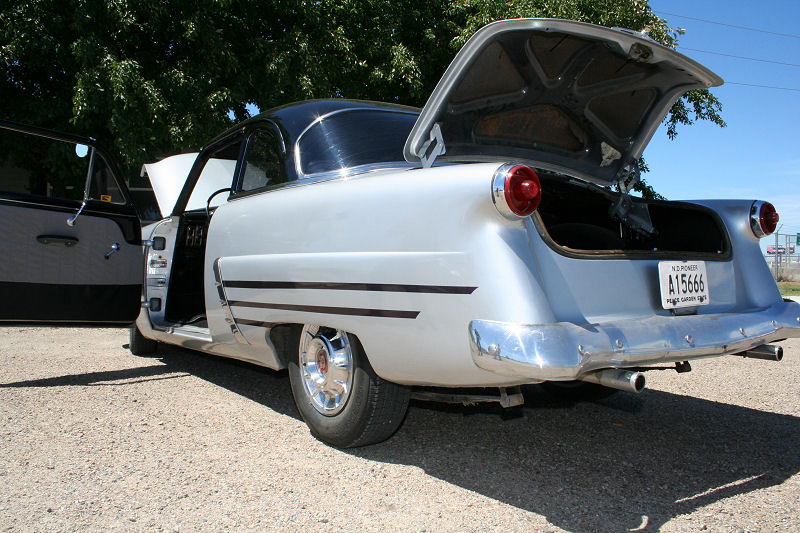 1953 Ford Mainline Coupe Greater Dakota Classics