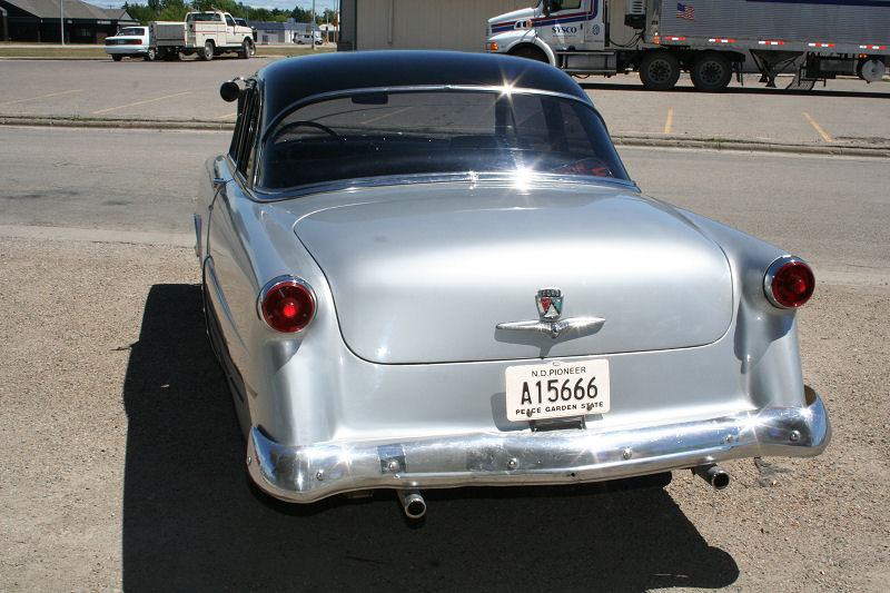 1953 Ford Mainline Coupe Greater Dakota Classics