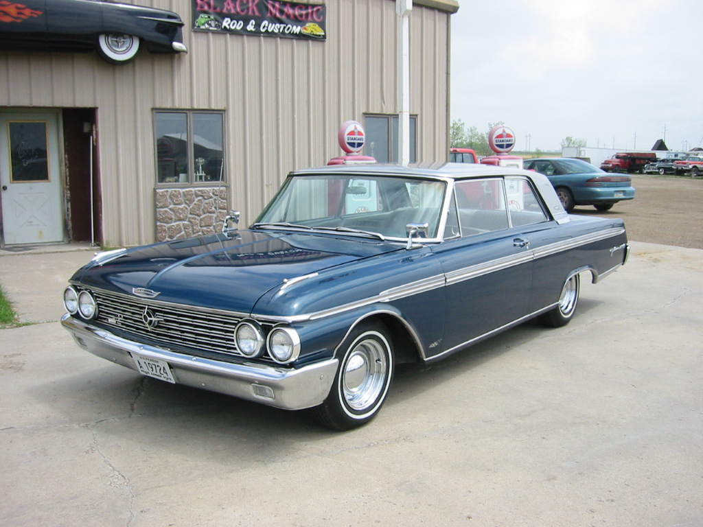 1962 ford galaxie 500 2 door hardtop greater dakota classics. Black Bedroom Furniture Sets. Home Design Ideas