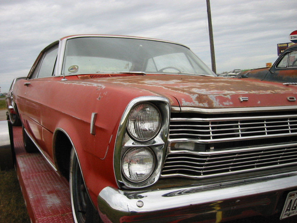 1966 ford galaxie 500 2 door hardtop greater dakota classics