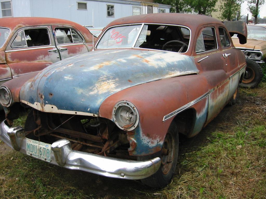 1949 Mercury Sedan For Sale: 1949 Mercury Coupe For Sale