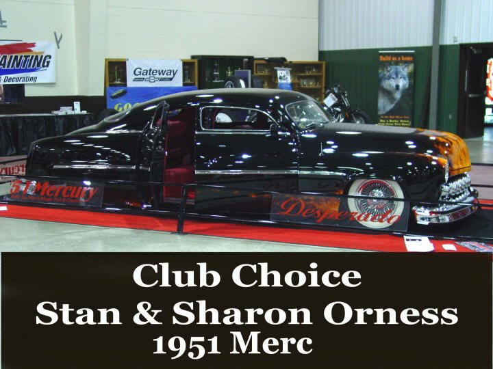 2007 North Dakota Street Rod Ociation Devils Run Event Pick 25th Anniversary Prime Steel Car Show People S Choice Outstanding In Cl