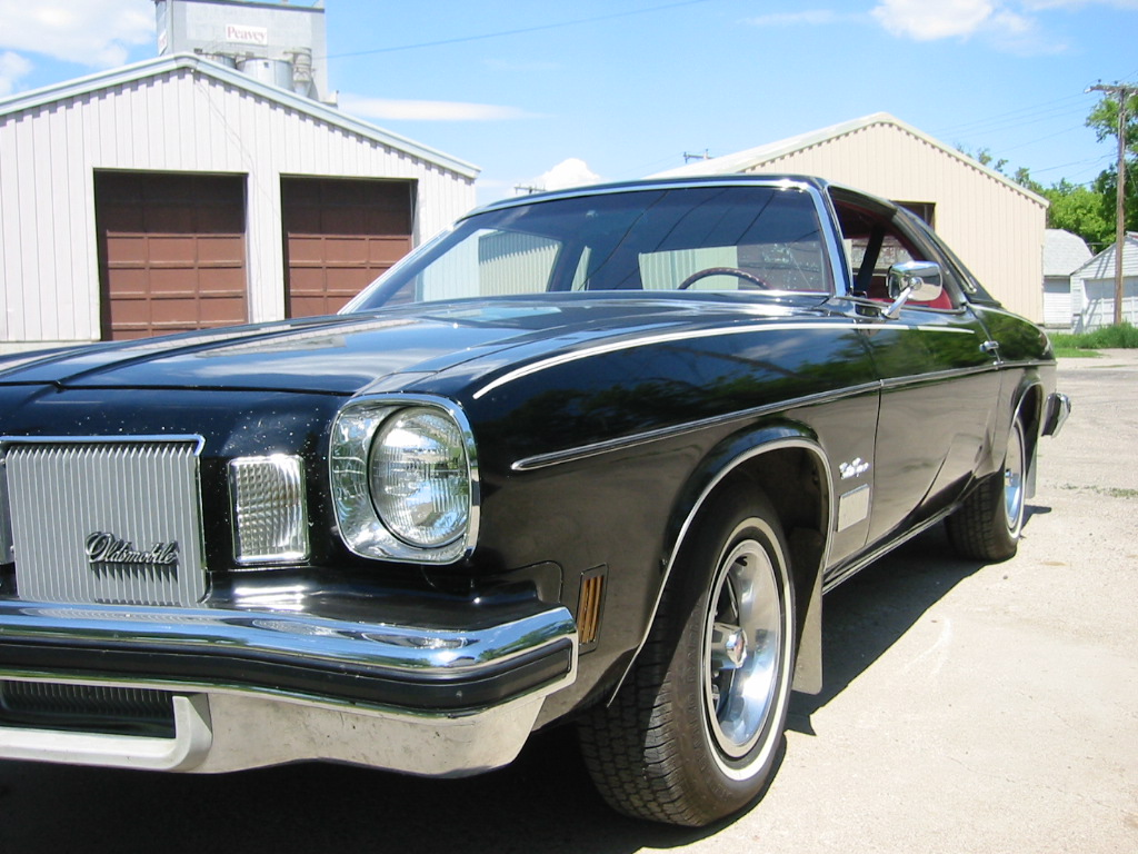 1974 oldsmobile cutlass supreme greater dakota classics for 74 cutlass salon