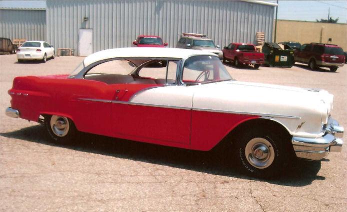 1956 pontiac 2 door hardtop greater dakota classics for 1956 pontiac 2 door hardtop