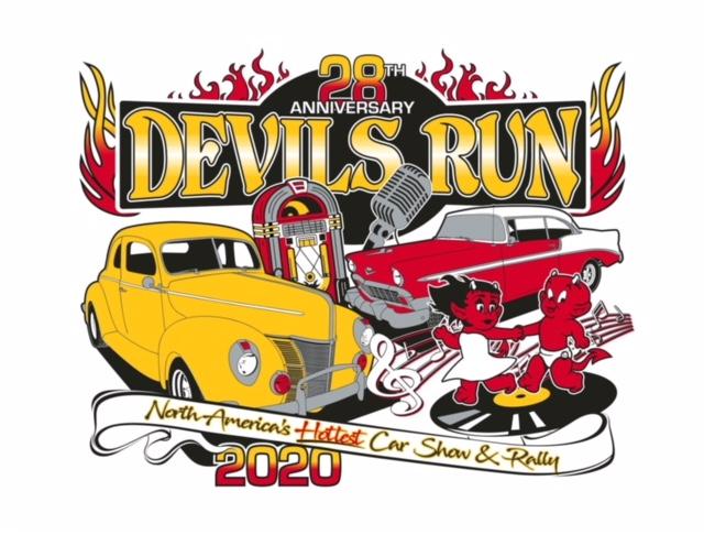 2021 Devils Run Car Show and Rod Run