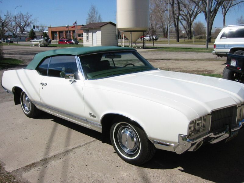 Oldsmobile Cutlass Supreme Convertible. cutlass supreme for 1971