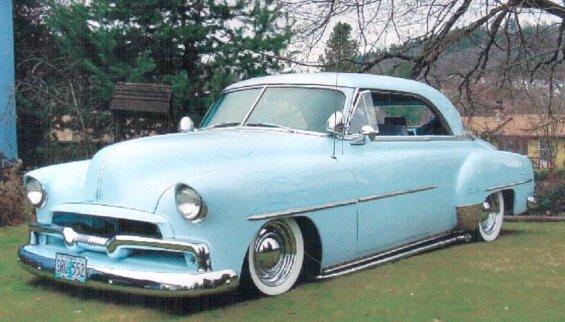 Greater dakota classics photo gallery chevrolet 39 s sold for 1952 chevy 2 door hardtop