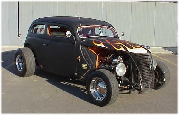 1937 ford slantback greater dakota classics for 1937 ford 2 door slant back
