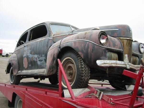 1941 Ford Super Deluxe 2 Door Sedan Greater Dakota Classics