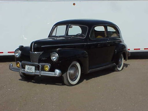 1941 ford deluxe 2 door sedan greater dakota classics for 1941 ford 2 door sedan