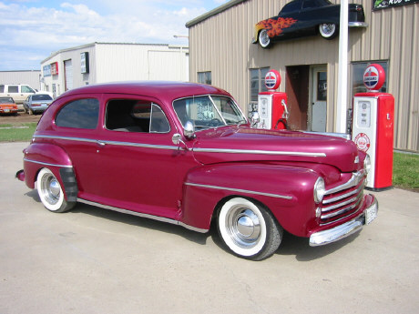 1948 ford 2 door sedan greater dakota classics for 1948 ford 2 door sedan