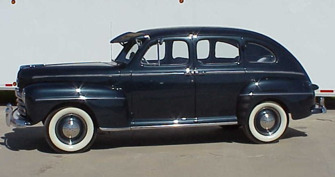 1948 ford 4 door sedan greater dakota classics