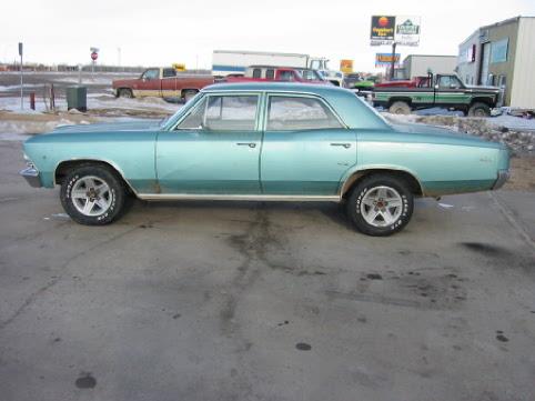 1966 Chevrolet Malibu Greater Dakota Classics